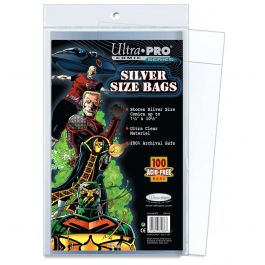 Comic Bags Silver Size (100 St.)