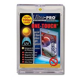 One-Touch Card Holder (thick cards, 100pt)