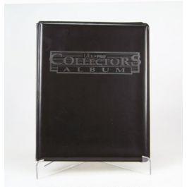 Einsteckalbum für 40 Karten schwarz