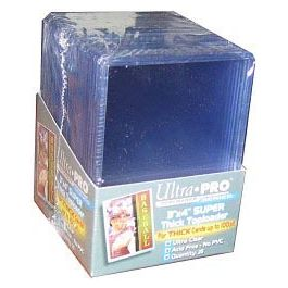 Topload 3 x 4 Inch (Thicker Cards 100pt) (25 St.)