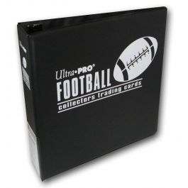 Album Football - Ringbuchordner Schwarz - 3-Inch Format