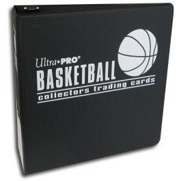 Album Basketball - Ringbuchordner Schwarz - 3-Inch Format