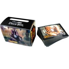 Magic The Gathering Mox Sideloading Deckbox Combo