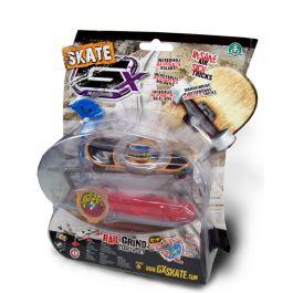 GX Skate Racers Skateboard Starter Set