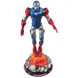 Marvel Select - What If? Captain America Collectors Edition