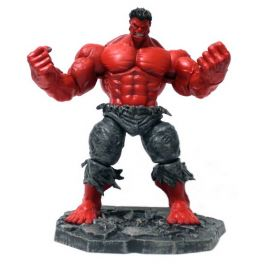 Marvel Select - Figur Red Hulk Special Collector Edition