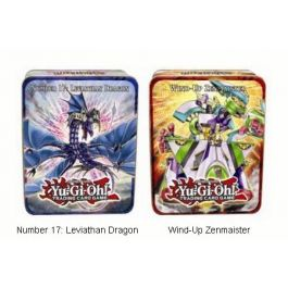 Yu-Gi-Oh! 2011 Collectors Tin Wave 1 - 2er Set (DE)