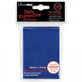 Deck Protector Sleeves Tsunami Blue (50 St.)