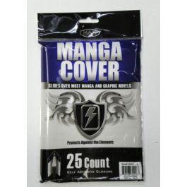 Manga Cover Small MAX - 25 St.