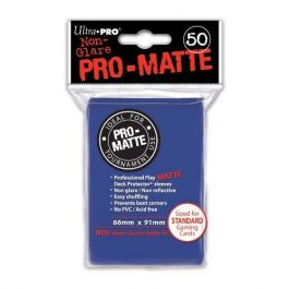 Pro-Matte Sleeves Blue (50 St.)