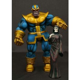 Marvel Select Figur Thanos - Special Collector Edition