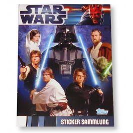 Star Wars - Movie Sticker Album