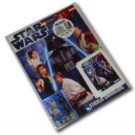 Star Wars - Movie Sticker Starter Pack