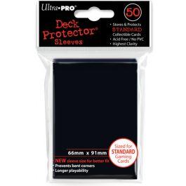 Deck Protector Sleeves Raven Black (50 St.)
