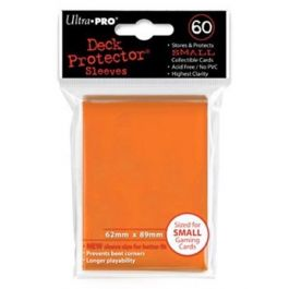 Deck Protector Sleeves Japan Orange (60 St.)