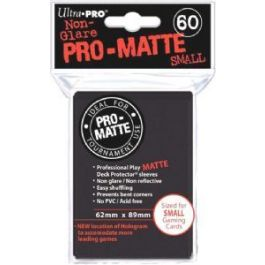 Pro-Matte Sleeves Japan black (60 St.)