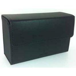Magnetic Deluxe Double Deckbox ION Black