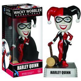 DC Universe - Harley Quinn Wacky Wobbler Bobble-Head Figur