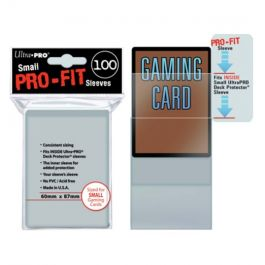Small Pro-Fit Sleeves (100 St.)