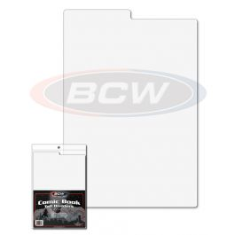 BCW Comic Book Tall Dividers white (25 St.)