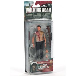 The Walking Dead TV Series - Rick Grimes Exclusive Figur