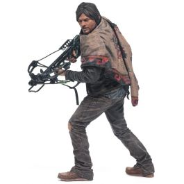 The Walking Dead TV - Daryl Dixon Deluxe Figur (Clean Edition)