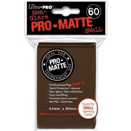 Pro-Matte Sleeves Japan brown (60 St.)