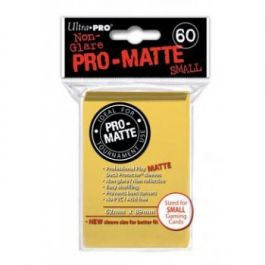 Pro-Matte Sleeves Japan yellow (60 St.)