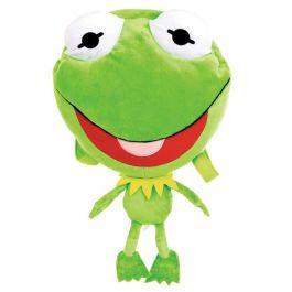 Die Muppet Show - Kinder Plüsch-Rucksack Frosch Kermit