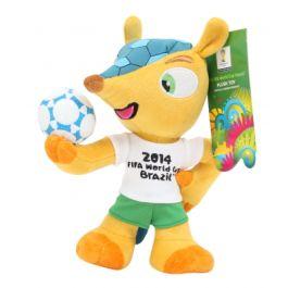 Fuleco Plüsch Figur 45cm Maskottchen der FIFA WM 2014 Brasilien