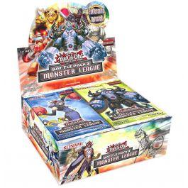 Yu-Gi-Oh! Monster League Battle Pack 3 Booster Display (DE)