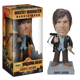 The Walking Dead - Biker Daryl Dixon Bobble-Head Figur