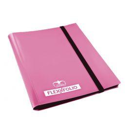 Ultimate Guard 9-Pocket FlexXfolio Pink