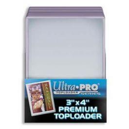 Topload 3 x 4 Inch Premium Clear (25 St.)