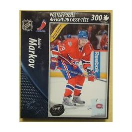 NHL 2010 Puzzle Andrei Markov (300 Teile)