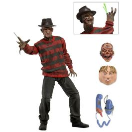 NOES 30th Anniversary Freddy Krueger Ultimate Deluxe Actionfigur