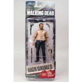The Walking Dead TV Serie 6 - Figur Rick Grimes