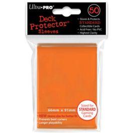 Deck Protector Sleeves Orange (50 St.)