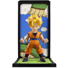 Dragonball Z Tamashii Buddies Super Saiyan Son Goku Figur