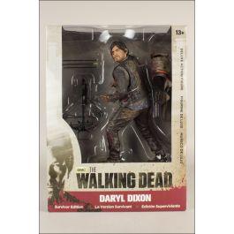 The Walking Dead TV - Daryl Dixon Deluxe Figur Survivor Edition