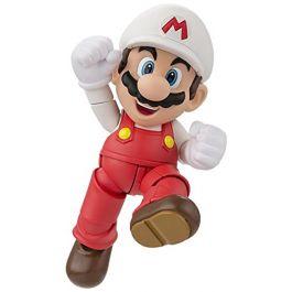 Super Mario Bros. Fire Mario S.H.Figuarts Figur