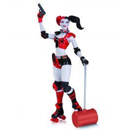 DC Comics Super Villains - The New 52 Harley Quinn Actionfigur