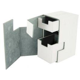Ultimate Guard Flip n Tray Deck Case 80+ XenoSkin Weiß