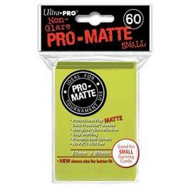 Pro-Matte Sleeves Japan bright yellow (60 St.)