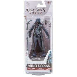 Assassins Creed Serie 4 Actionfigur - Eagle Vision Arno Dorian