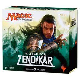 Magic Battle for Zendikar Fat Pack (EN)