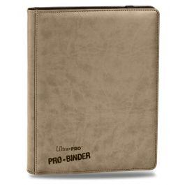 UP Premium Pro Binder für 360 Karten - Weiß/Beige