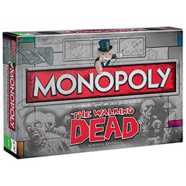 Monopoly - The Walking Dead - Survival Edition (DE)