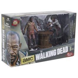The Walking Dead TV - Morgan Jones & Walker Deluxe Figur