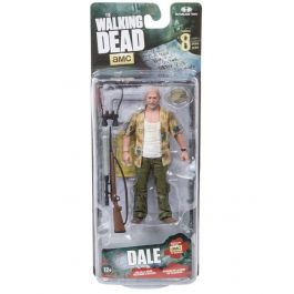 The Walking Dead TV Serie 8 - Dale Horvath Figur